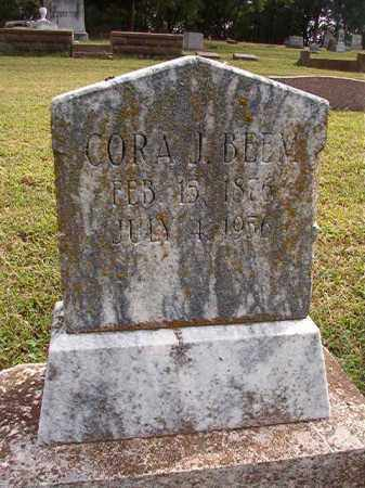 BEEM, CORA J - Pulaski County, Arkansas | CORA J BEEM - Arkansas Gravestone Photos