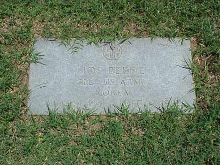 BEENE (VETERAN KOR), JOE - Pulaski County, Arkansas | JOE BEENE (VETERAN KOR) - Arkansas Gravestone Photos