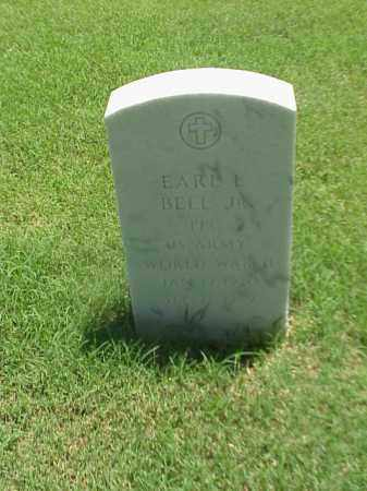BELL, JR (VETERAN WWII), EARL L - Pulaski County, Arkansas | EARL L BELL, JR (VETERAN WWII) - Arkansas Gravestone Photos