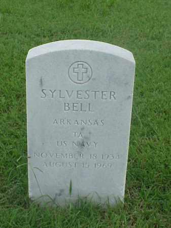 BELL (VETERAN), SYLVESTER - Pulaski County, Arkansas | SYLVESTER BELL (VETERAN) - Arkansas Gravestone Photos