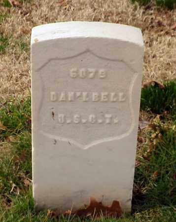 BELL (VETERAN UNION), DANIEL - Pulaski County, Arkansas   DANIEL BELL (VETERAN UNION) - Arkansas Gravestone Photos
