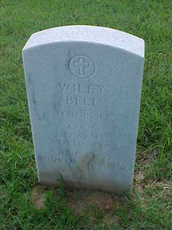 BELL (VETERAN WWI), WILEY - Pulaski County, Arkansas | WILEY BELL (VETERAN WWI) - Arkansas Gravestone Photos
