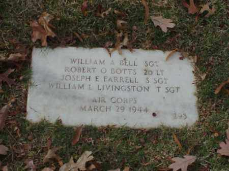 LIVINGSTON (VETERAN WWII), WILLIAM L - Pulaski County, Arkansas | WILLIAM L LIVINGSTON (VETERAN WWII) - Arkansas Gravestone Photos