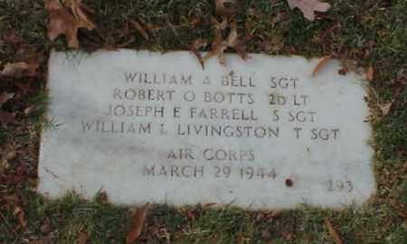 BOTTS (VETERAN WWII), ROBERT O - Pulaski County, Arkansas | ROBERT O BOTTS (VETERAN WWII) - Arkansas Gravestone Photos
