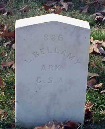 BELLAMY (VETERAN CSA), LAFAYETTE - Pulaski County, Arkansas | LAFAYETTE BELLAMY (VETERAN CSA) - Arkansas Gravestone Photos