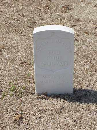 BELLEW (VETERAN SAW), JESSE F - Pulaski County, Arkansas | JESSE F BELLEW (VETERAN SAW) - Arkansas Gravestone Photos