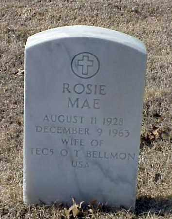BELLMON, ROSIE MAE - Pulaski County, Arkansas | ROSIE MAE BELLMON - Arkansas Gravestone Photos