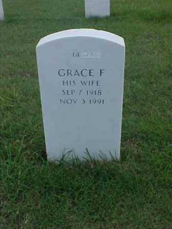 BENDER, GRACE F - Pulaski County, Arkansas | GRACE F BENDER - Arkansas Gravestone Photos