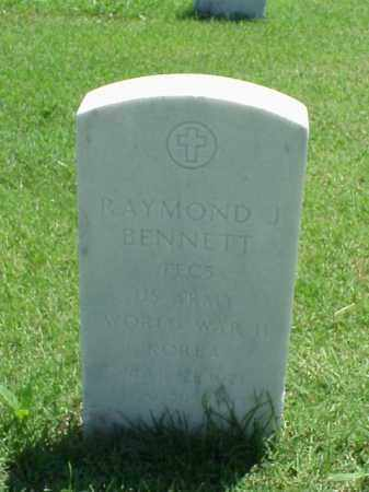 BENNETT (VETERAN 2 WARS), RAYMOND J - Pulaski County, Arkansas | RAYMOND J BENNETT (VETERAN 2 WARS) - Arkansas Gravestone Photos