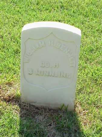 BENNETT (VETERAN UNION), WILLIAM H - Pulaski County, Arkansas | WILLIAM H BENNETT (VETERAN UNION) - Arkansas Gravestone Photos