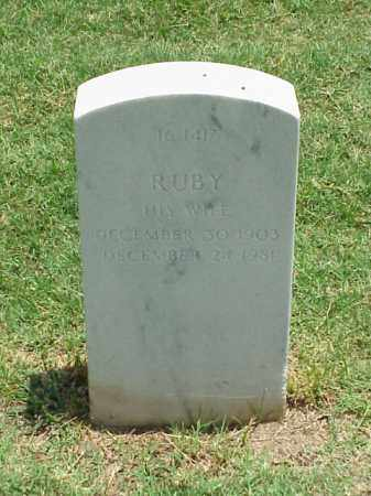 BENNINGS, RUBY - Pulaski County, Arkansas | RUBY BENNINGS - Arkansas Gravestone Photos