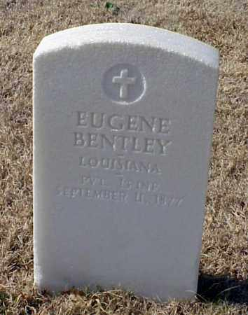 BENTLEY (VETERAN UNION), EUGENE - Pulaski County, Arkansas | EUGENE BENTLEY (VETERAN UNION) - Arkansas Gravestone Photos