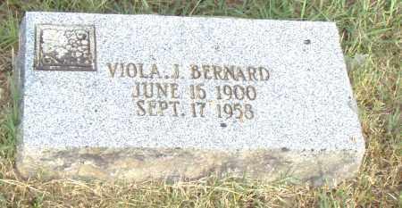 BERNARD, VIOLA J. - Pulaski County, Arkansas | VIOLA J. BERNARD - Arkansas Gravestone Photos
