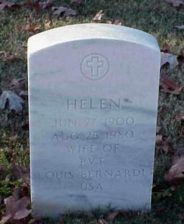 BERNARDI, HELEN - Pulaski County, Arkansas | HELEN BERNARDI - Arkansas Gravestone Photos