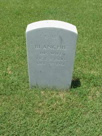 BERRY, BLANCHIE - Pulaski County, Arkansas | BLANCHIE BERRY - Arkansas Gravestone Photos