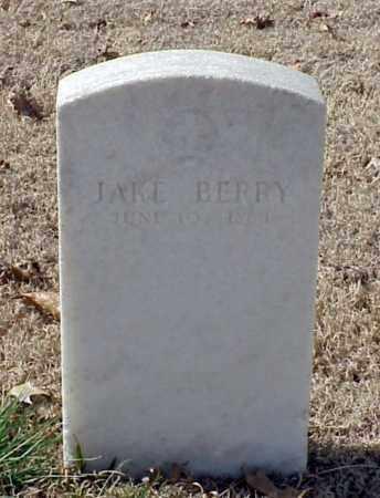 BERRY, JAKE - Pulaski County, Arkansas | JAKE BERRY - Arkansas Gravestone Photos