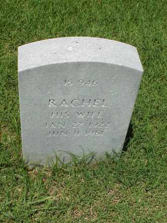 BERRY, RACHEL - Pulaski County, Arkansas | RACHEL BERRY - Arkansas Gravestone Photos