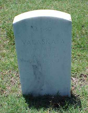 BERRY, VALASKA A - Pulaski County, Arkansas | VALASKA A BERRY - Arkansas Gravestone Photos
