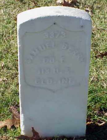 BERRY (VETERAN UNION), SAMUEL - Pulaski County, Arkansas | SAMUEL BERRY (VETERAN UNION) - Arkansas Gravestone Photos