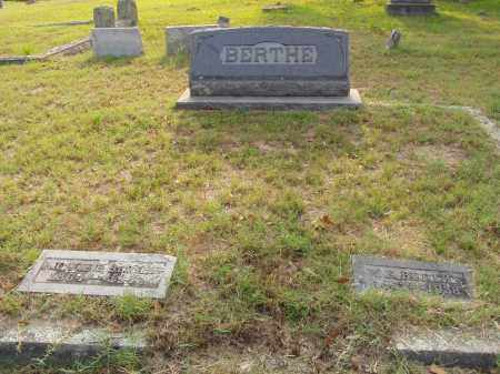 BERTHE FAMILY PLOT,  - Pulaski County, Arkansas |  BERTHE FAMILY PLOT - Arkansas Gravestone Photos