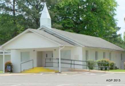 *BETHEL METHODIST CHURCH,  - Pulaski County, Arkansas |  *BETHEL METHODIST CHURCH - Arkansas Gravestone Photos