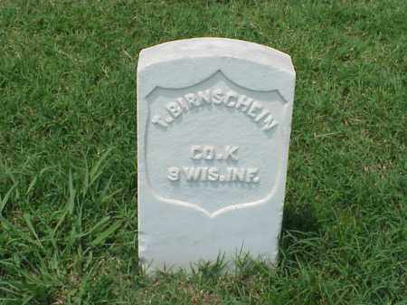 BIRNSCHEIN (VETERAN UNION), T - Pulaski County, Arkansas | T BIRNSCHEIN (VETERAN UNION) - Arkansas Gravestone Photos