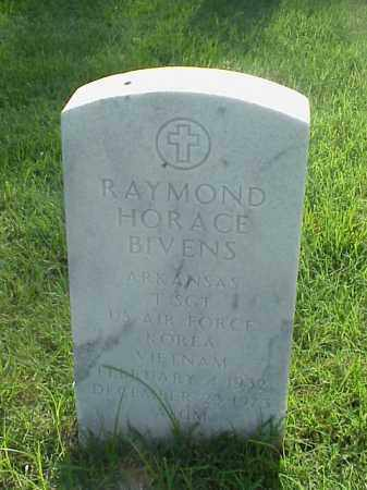 BIVENS (VETERAN 2 WARS), RAYMOND HORACE - Pulaski County, Arkansas | RAYMOND HORACE BIVENS (VETERAN 2 WARS) - Arkansas Gravestone Photos
