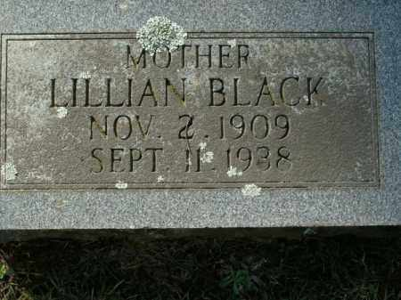 BLACK, LILLIAN - Pulaski County, Arkansas | LILLIAN BLACK - Arkansas Gravestone Photos