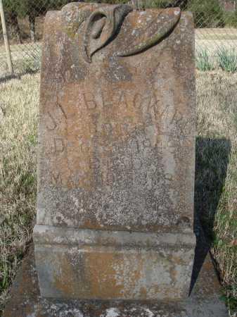 BLACKARD, JEREMIAH L - Pulaski County, Arkansas | JEREMIAH L BLACKARD - Arkansas Gravestone Photos