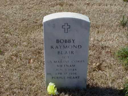 BLAIR (VETERAN VIET), BOBBY RAYMOND - Pulaski County, Arkansas | BOBBY RAYMOND BLAIR (VETERAN VIET) - Arkansas Gravestone Photos