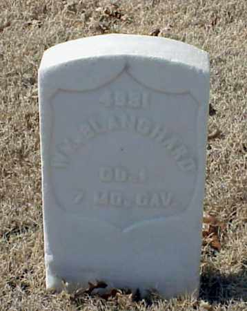 BLANCHARD (VETERAN UNION), WILLIAM - Pulaski County, Arkansas | WILLIAM BLANCHARD (VETERAN UNION) - Arkansas Gravestone Photos