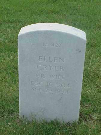 CRYER BLAND, ELLEN - Pulaski County, Arkansas | ELLEN CRYER BLAND - Arkansas Gravestone Photos