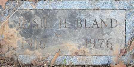 BLAND, JOSIE H - Pulaski County, Arkansas | JOSIE H BLAND - Arkansas Gravestone Photos