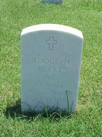 BLARK (VETERAN WWII), ADOULPH - Pulaski County, Arkansas | ADOULPH BLARK (VETERAN WWII) - Arkansas Gravestone Photos