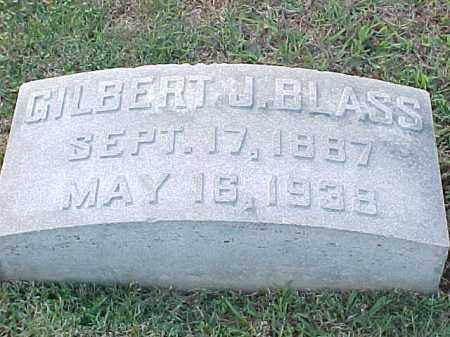 BLASS, GILBERT J - Pulaski County, Arkansas | GILBERT J BLASS - Arkansas Gravestone Photos