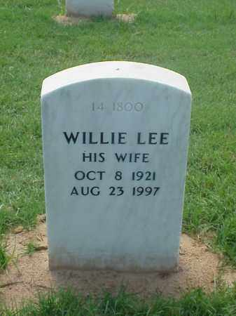 BLATHERS, WILLIE LEE - Pulaski County, Arkansas | WILLIE LEE BLATHERS - Arkansas Gravestone Photos