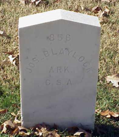 BLAYLOCK (VETERAN CSA), JOSEPH - Pulaski County, Arkansas | JOSEPH BLAYLOCK (VETERAN CSA) - Arkansas Gravestone Photos
