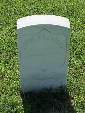 BLAYTICK (VETERAN UNION), JOHN - Pulaski County, Arkansas | JOHN BLAYTICK (VETERAN UNION) - Arkansas Gravestone Photos