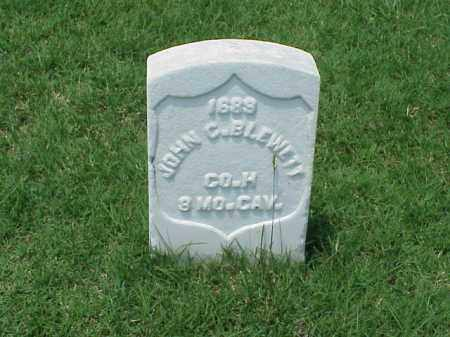 BLEWETT (VETERAN UNION), JOHN C - Pulaski County, Arkansas | JOHN C BLEWETT (VETERAN UNION) - Arkansas Gravestone Photos