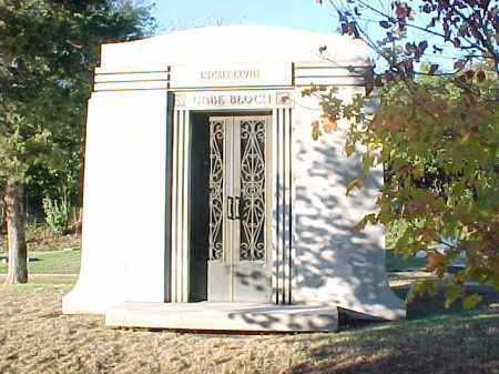 BLOCH, CABE - Pulaski County, Arkansas | CABE BLOCH - Arkansas Gravestone Photos