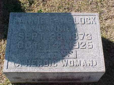 BLOCK, FANNIE FAY - Pulaski County, Arkansas | FANNIE FAY BLOCK - Arkansas Gravestone Photos