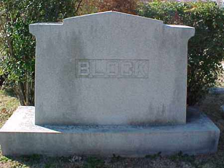 BLOCK FAMILY STONE,  - Pulaski County, Arkansas |  BLOCK FAMILY STONE - Arkansas Gravestone Photos