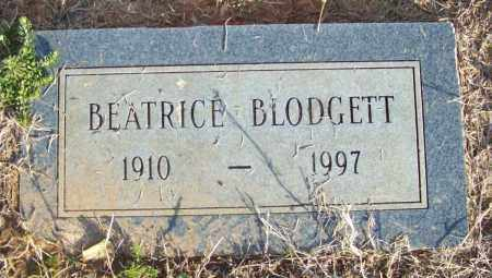 BLODGETT, BEATRICE A - Pulaski County, Arkansas | BEATRICE A BLODGETT - Arkansas Gravestone Photos