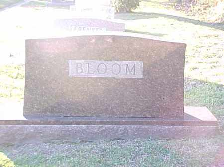 BLOOM FAMILY STONE,  - Pulaski County, Arkansas |  BLOOM FAMILY STONE - Arkansas Gravestone Photos