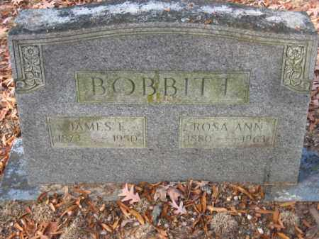 BOBBITT, ROSA ANN - Pulaski County, Arkansas | ROSA ANN BOBBITT - Arkansas Gravestone Photos