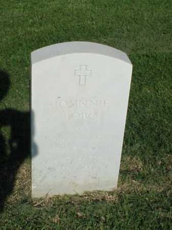 BOBO (VETERAN WWII), JOHNNIE - Pulaski County, Arkansas | JOHNNIE BOBO (VETERAN WWII) - Arkansas Gravestone Photos
