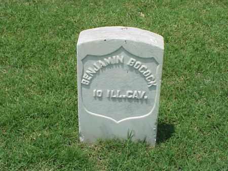 BOCOCK (VETERAN UNION), BENJAMIN - Pulaski County, Arkansas | BENJAMIN BOCOCK (VETERAN UNION) - Arkansas Gravestone Photos