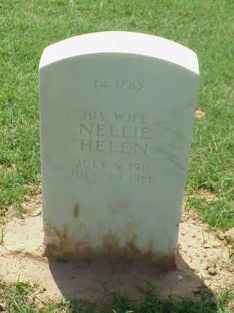 BOHN, NELLIE HELEN - Pulaski County, Arkansas | NELLIE HELEN BOHN - Arkansas Gravestone Photos