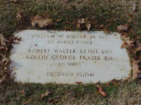 BOMAR, JR (VETERAN WWII), WILLIAM W - Pulaski County, Arkansas | WILLIAM W BOMAR, JR (VETERAN WWII) - Arkansas Gravestone Photos