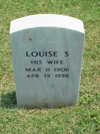 BOMAR, LOUISE S - Pulaski County, Arkansas | LOUISE S BOMAR - Arkansas Gravestone Photos